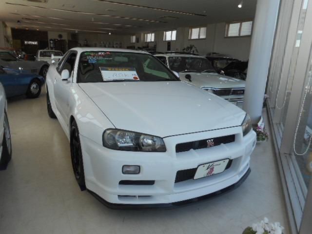 スカイラインGT-R(日産) Vスペック 中古車画像