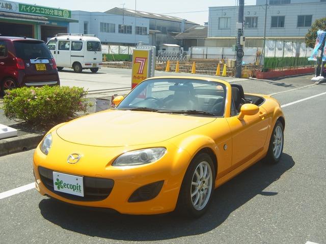 「マツダ」「ロードスター」「オープンカー」「岡山県」の中古車