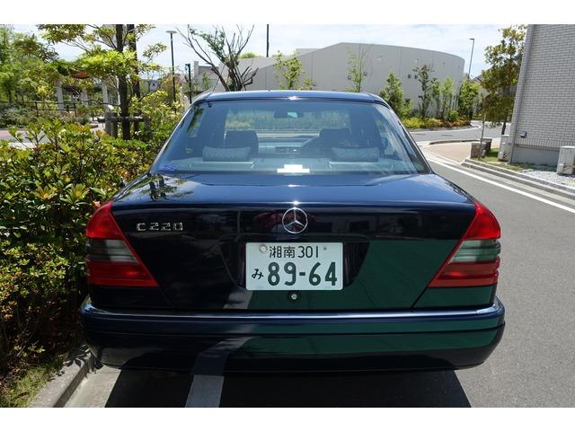 「メルセデスベンツ」「C220」「セダン」「神奈川県」の中古車3
