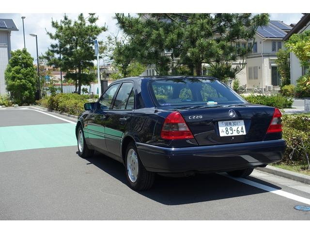 「メルセデスベンツ」「C220」「セダン」「神奈川県」の中古車4