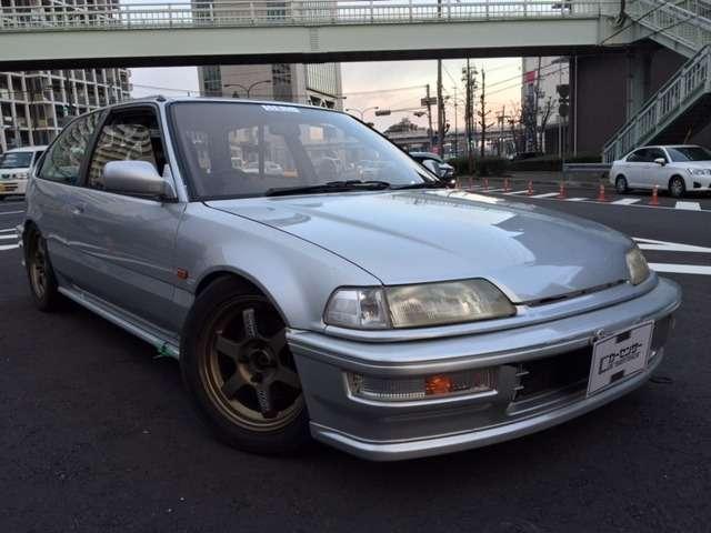 「ホンダ」「シビック」「コンパクトカー」「兵庫県」の中古車6