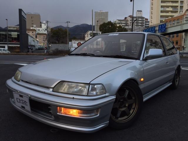 「ホンダ」「シビック」「コンパクトカー」「兵庫県」の中古車