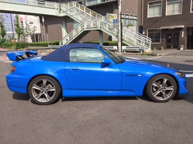 「ホンダ」「S2000」「オープンカー」「兵庫県」の中古車4
