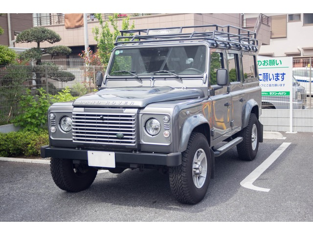 「ランドローバー」「ディフェンダー」「SUV・クロカン」「東京都」の中古車