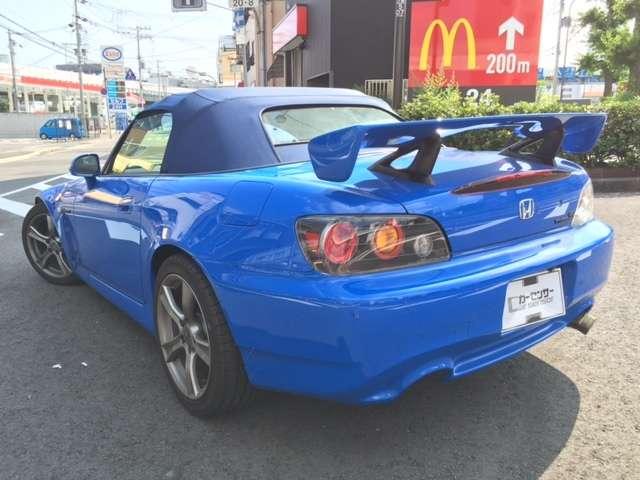 「ホンダ」「S2000」「オープンカー」「兵庫県」の中古車9