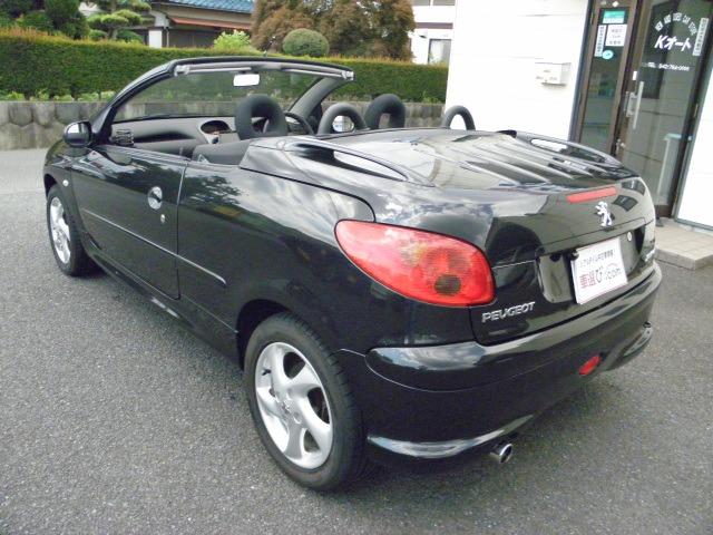 「プジョー」「206CC」「オープンカー」「神奈川県」の中古車2