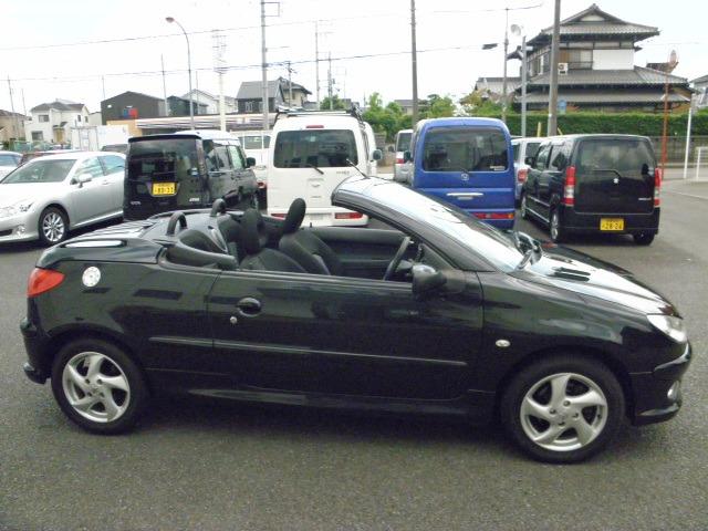 「プジョー」「206CC」「オープンカー」「神奈川県」の中古車8