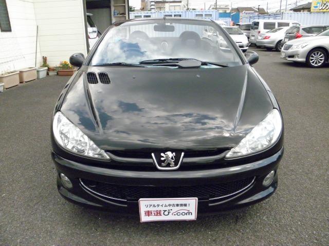 「プジョー」「206CC」「オープンカー」「神奈川県」の中古車5