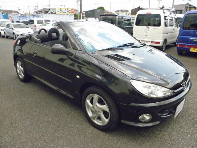 「プジョー」「206CC」「オープンカー」「神奈川県」の中古車6