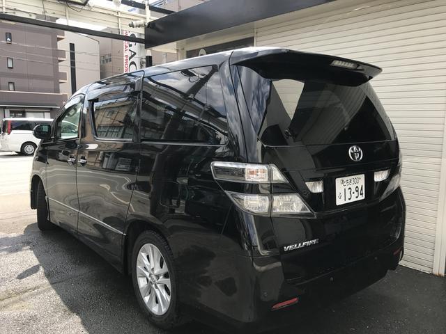 「トヨタ」「ヴェルファイア」「ミニバン・ワンボックス」「大阪府」の中古車4