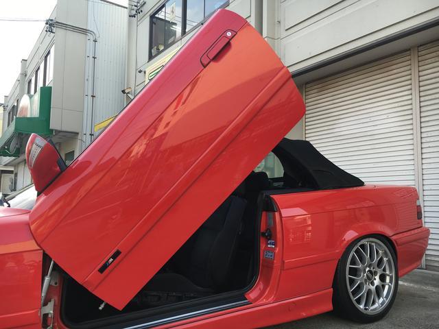 「BMW」「328iカブリオレ」「オープンカー」「愛知県」の中古車9