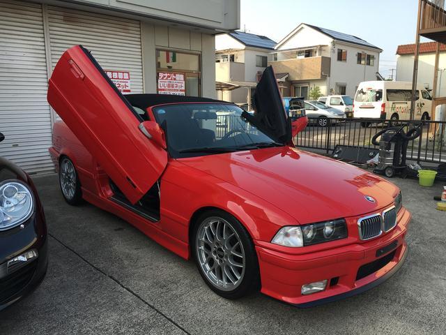 「BMW」「328iカブリオレ」「オープンカー」「愛知県」の中古車3