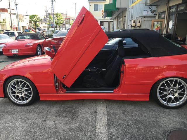 「BMW」「328iカブリオレ」「オープンカー」「愛知県」の中古車8