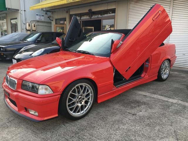 「BMW」「328iカブリオレ」「オープンカー」「愛知県」の中古車2