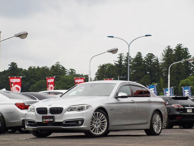 「BMW」「アクティブハイブリッド5」「セダン」「茨城県」の中古車