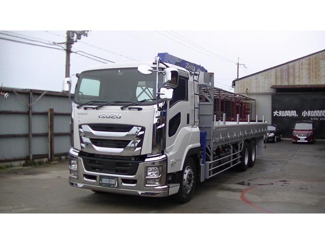 「その他」「ギガ」「トラック」「奈良県」の中古車6