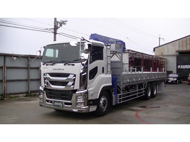 「その他」「ギガ」「トラック」「奈良県」の中古車5