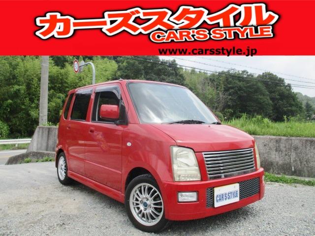 「スズキ」「ワゴンR」(「愛知県」)の中古車一覧