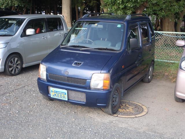 ワゴンR(スズキ) FT 中古車画像