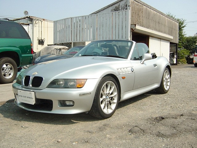 「BMW」「Z3」「オープンカー」「東京都」の中古車