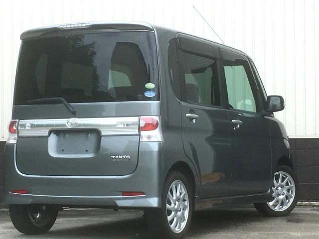 「ダイハツ」「タントカスタム」「コンパクトカー」「三重県」の中古車3