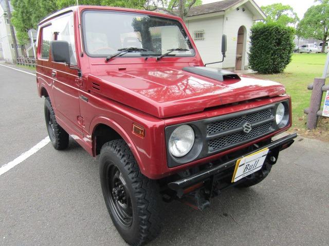 ジムニー(スズキ) ランドベンチャー 4WD 中古車画像