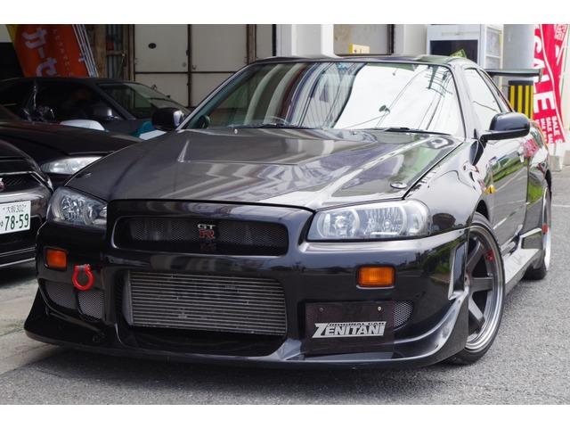 スカイラインGT-R(日産) GTSS S1カム パワーFC 中古車画像