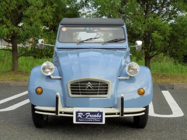 「シトロエン」「2CV」「オープンカー」「埼玉県」の中古車