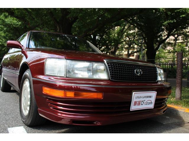「トヨタ」「セルシオ」「セダン」「東京都」の中古車5