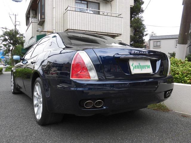 「マセラティ」「クアトロポルテ」「セダン」「東京都」の中古車9