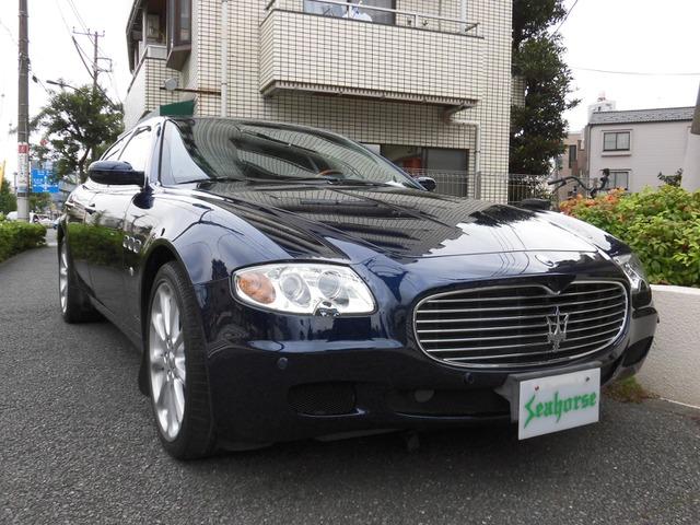 「マセラティ」「クアトロポルテ」「セダン」「東京都」の中古車6