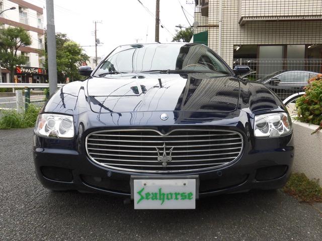 「マセラティ」「クアトロポルテ」「セダン」「東京都」の中古車5
