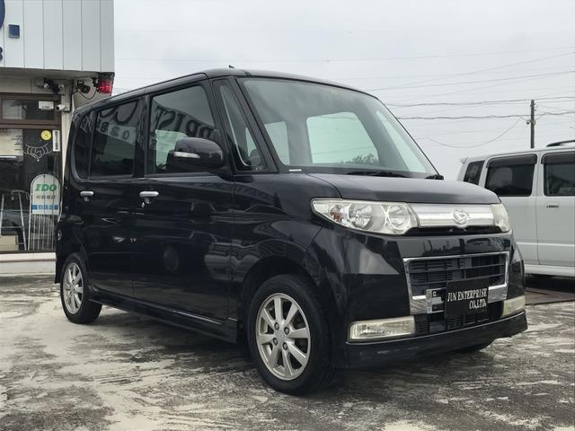 「ダイハツ」「タントカスタム」「コンパクトカー」「栃木県」の中古車3