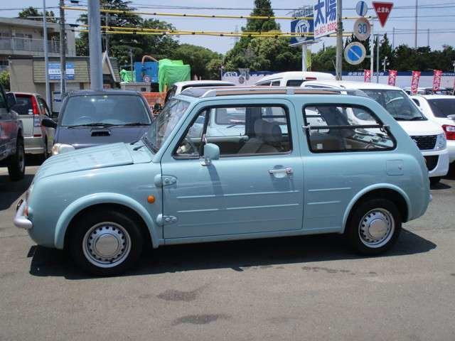 「日産」「パオ」「コンパクトカー」「静岡県」の中古車6
