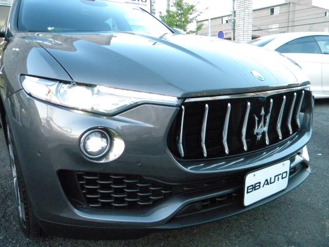 「マセラティ」「レヴァンテ」「SUV・クロカン」「愛知県」の中古車7