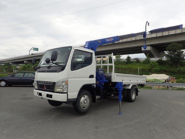 キャンター(三菱) 5.2 ロング 高床 SA ディーゼル 中古車画像
