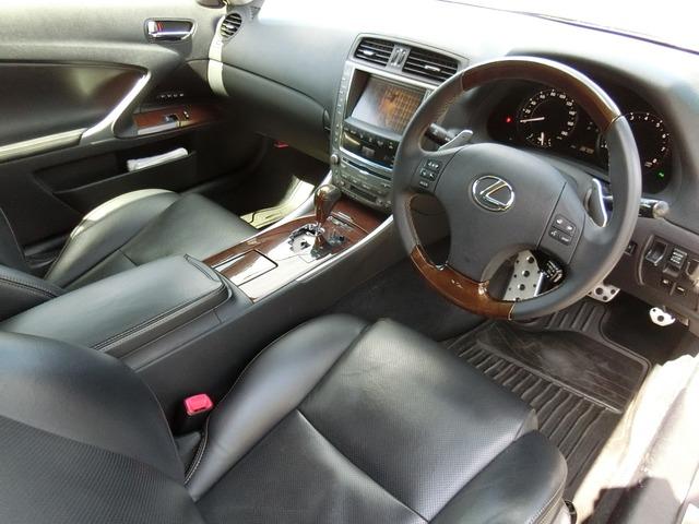 「レクサス」「IS250 C」「オープンカー」「福岡県」の中古車