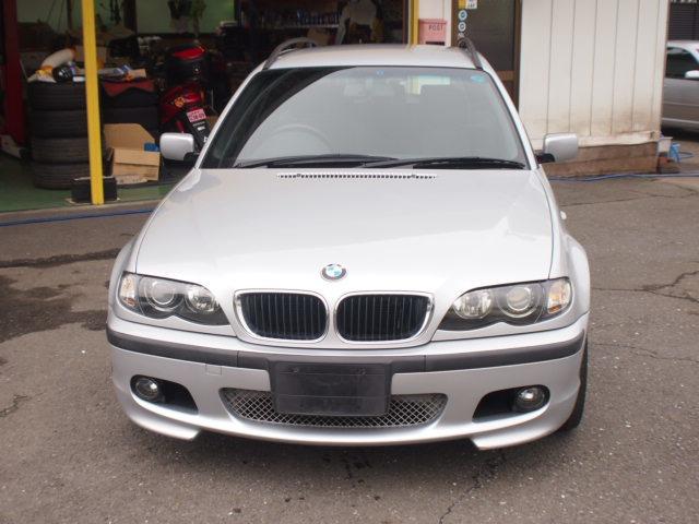 「BMW」「318iツーリング」「ステーションワゴン」「東京都」の中古車8