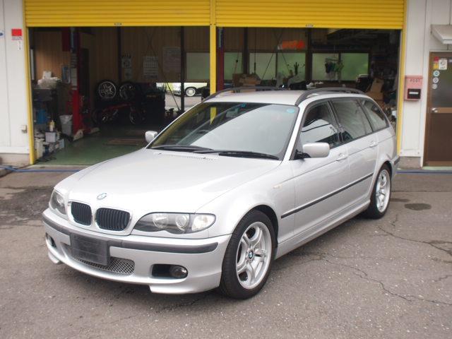 「BMW」「318iツーリング」「ステーションワゴン」「東京都」の中古車