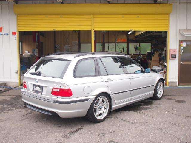 「BMW」「318iツーリング」「ステーションワゴン」「東京都」の中古車10