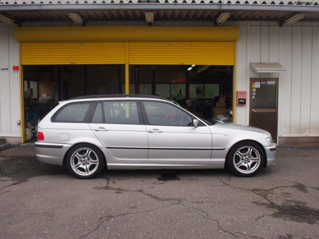 「BMW」「318iツーリング」「ステーションワゴン」「東京都」の中古車5