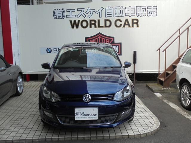 「フォルクスワーゲン」「ポロ」「コンパクトカー」「静岡県」の中古車