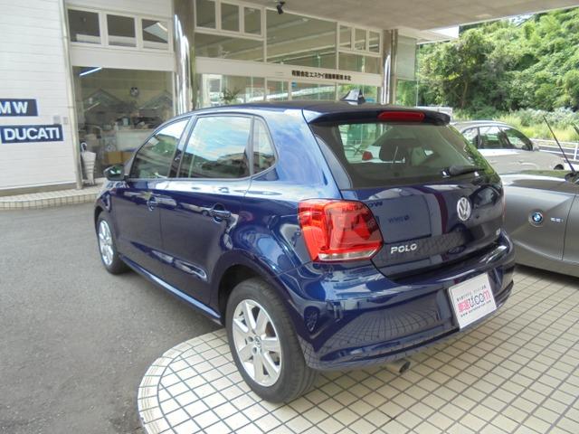 「フォルクスワーゲン」「ポロ」「コンパクトカー」「静岡県」の中古車9