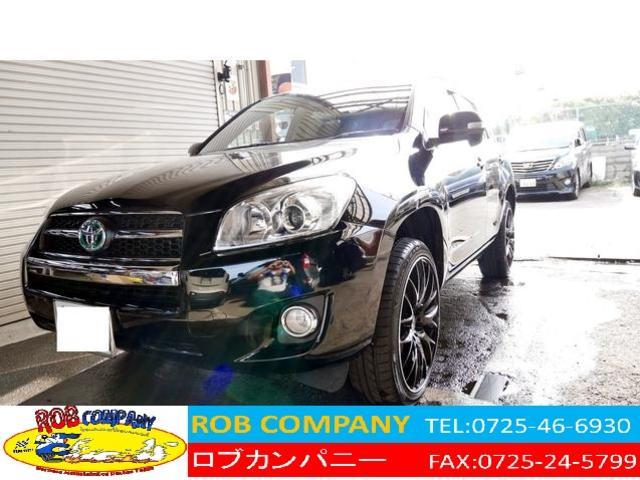「トヨタ」「RAV4」「SUV・クロカン」「大阪府」の中古車