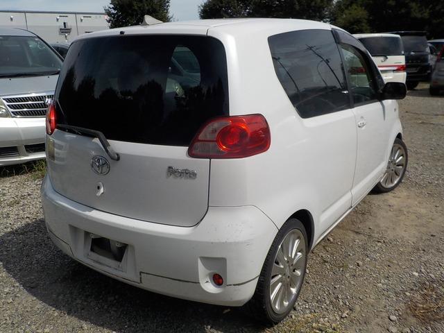 「トヨタ」「ポルテ」「コンパクトカー」「東京都」の中古車3