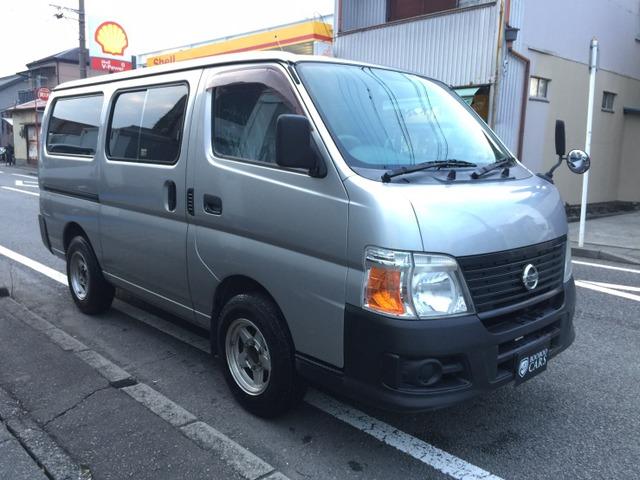 「日産」「キャラバン」「商用車」「静岡県」の中古車7