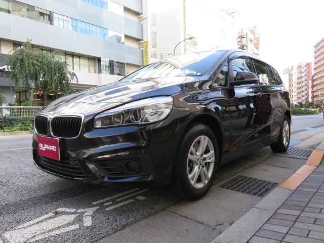 2シリーズグランツアラー(BMW)ワンオーナー 純正ナビ バックカメラ 中古車画像