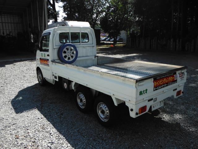 キャリイ(スズキ) FC 4WD 中古車画像