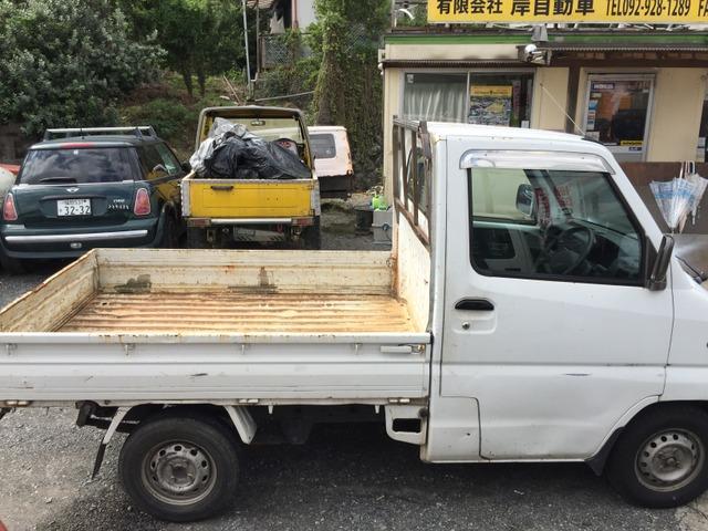 「三菱」「ミニキャブトラック」「トラック」「福岡県」の中古車4