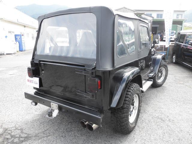 「ジープ」「ラングラー」「SUV・クロカン」「岐阜県」の中古車2